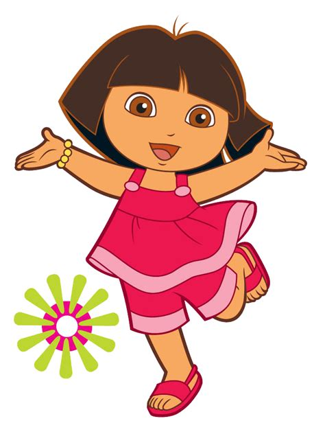 Cartoon Characters Dora The Explorer Images