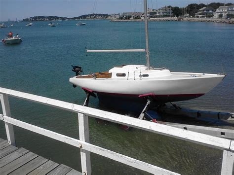 1961 Pearson Electra Sailboat For Sale In Massachusetts