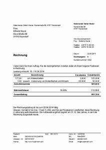 Rechnung Schweiz : muster rechnung an privarkunden in zusammenhang mit einem ~ Themetempest.com Abrechnung