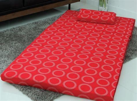 New Folding Floor Bed Sleeping Mattress Foldable Ergonomic