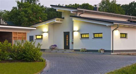 Bungalow Mit Versetztem Pultdach by Pultdach Best Stadthaus Mit Pultdach Albert Haus