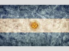 bandera Argentina grunge — Fotos de Stock © Photocreo