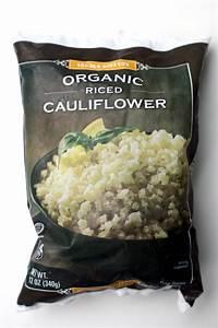 organic frozen riced cauliflower trader joe 39 s