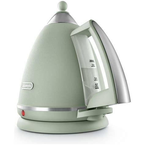Sei fortunato, le hai trovate. Buy De'Longhi KBX3016.GR Argento Flora Kettle - Green   Kettles   Filter coffee machine, Kettle ...