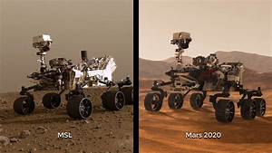 NASA Begins Building Next Mars Rover Mission - YouTube