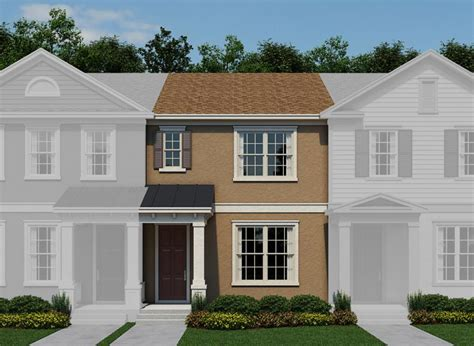 Home Design Kendal : Kendal New Home Plan For Ashlin Park Townhomes Community