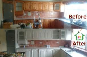 How To Prep Cabinets For Painting by Painting Kitchen Cabinets Cork Painters For Professional