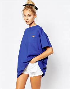 Cute oversized t shirt outfit styles 14 - Fashion Best