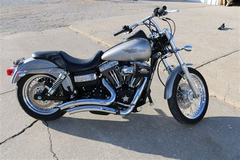 All New & Used Harley-davidson® Dyna Street Bob™ (677