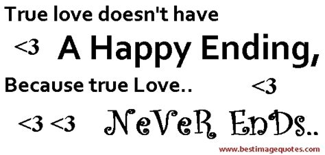 True Love Never Exist Quotes