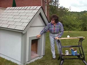How to Build a Doghouse | how-tos | DIY