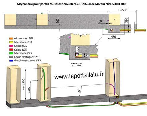 moteur portail electrique mecanisme portail electrique coulissant meilleur moteur portail coulissant carlier construction