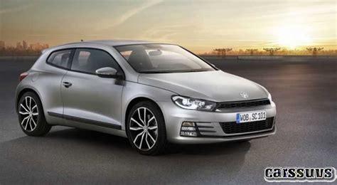 Volkswagen Scirocco 2019 by Updated 2018 2019 Volkswagen Scirocco New Cars Price