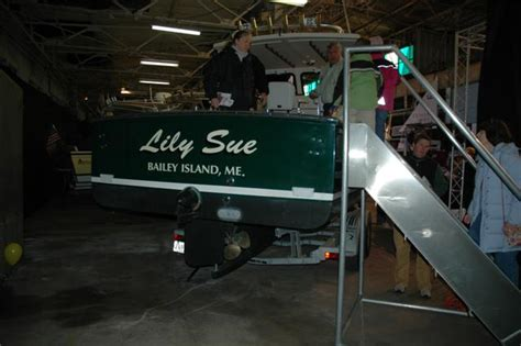 Maine Fishing Boat Builders by Maine Boat Builders Show The Hull Truth Boating And