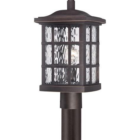 mission style l post lights how do you light a craftsman style home
