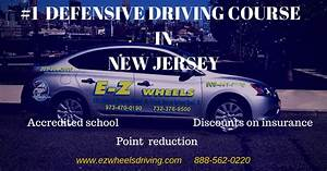 The Defensive Driving Course Nj Edition