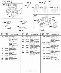 Briggs And Stratton 433447 C Adapters