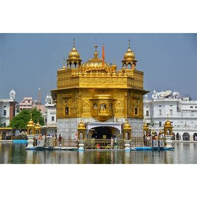 Golden Temple Amritsar - A travel guide to India's sacred