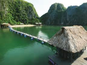 cat island resorts cat ba resort ben beo cat ba island
