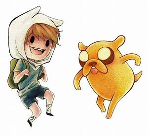 Chibi Stamp Adventure Time by Moonzetter on DeviantArt