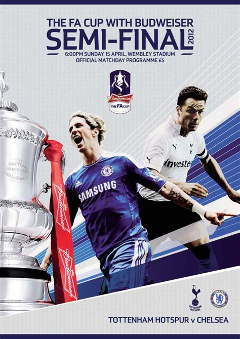 FA Cup Semi Final Chelsea v Tottenham Hotspur Digital ...
