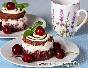 Mamas Rezepte : schoko kirscht rtchen rezept mamas rezepte mit bild und kalorienangaben ~ Pilothousefishingboats.com Haus und Dekorationen