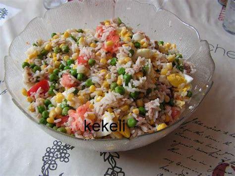 cuisiner petit pois frais recettes de salade de riz et petits pois