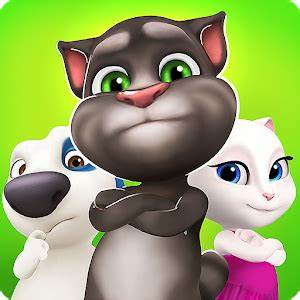 Talking Tom Bubble Shooter Android Apps On Google Play