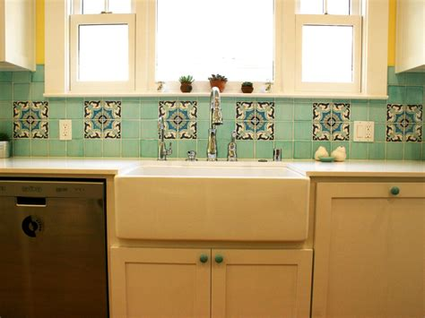 Pictures Of Backsplashes For Kitchens by Self Adhesive Backsplashes Pictures Ideas From Hgtv Hgtv