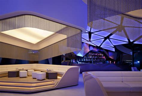Allure Nightclub In Abu Dhabi   iDesignArch   Interior
