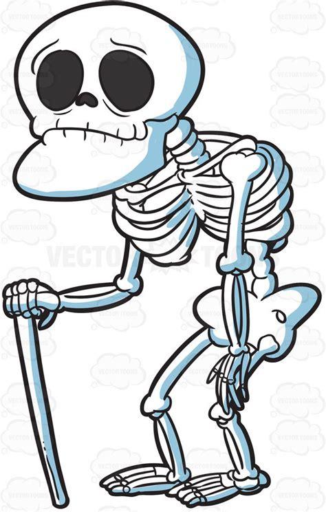 skeleton drawing cartoon at getdrawings com free for