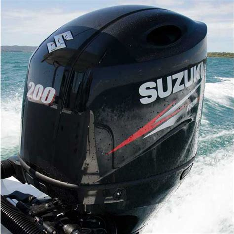 Boat Motors Suzuki by Suzuki Df200atx Outboard Motor Review Trade Boats Australia