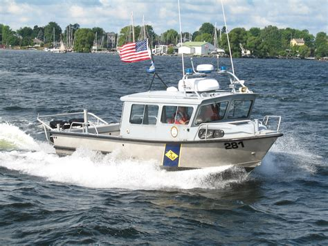 Emergency Boat by New York Naval Militia Emergency Boat Service