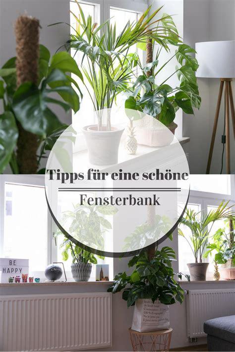 Schöne Pflanzen Für Die Wohnung by Fensterbank Deko Ein Kleiner Dschungel In Unserer Wohnung
