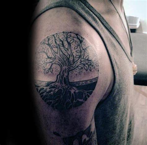 98 Tatouages De L'arbre De Vie (avec La Signification