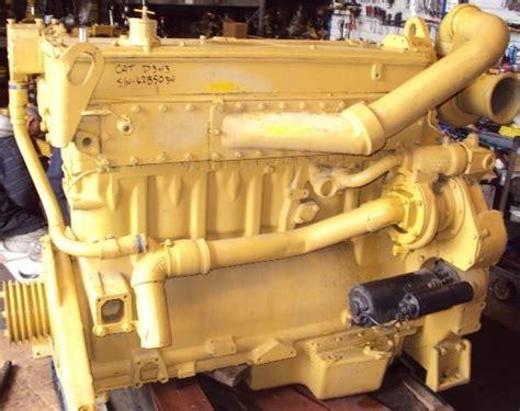 Cat D343 Engine 4  Capital Reman Exchange