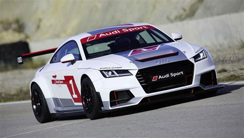 Names we all know, brands we all recognise. Audi Sport TT Cup one-make series announced for 2015 DTM | PerformanceDrive