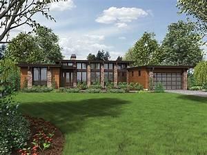 ePlans Contemporary-Modern House Plan – Impressive