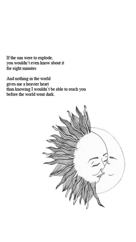 Moon And Sun Quotes Tumblr