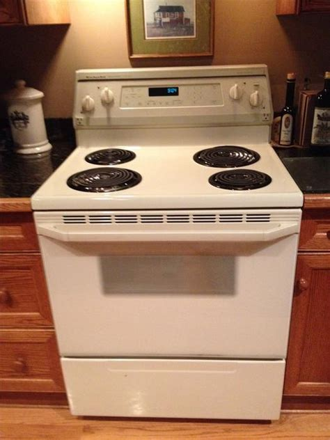 Superba Oven by Kitchenaid Superba Selectra Self Clean Convection Oven