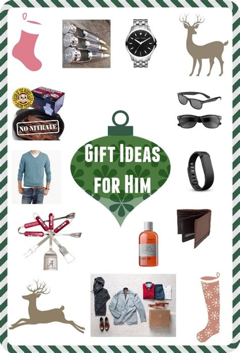 2014 holiday gift guide for him