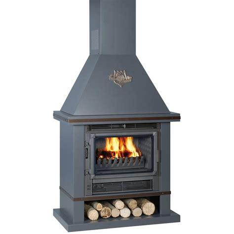poele a bois cuisine cheminée c07368 06 la cheverny