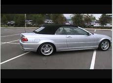 Used 2002 BMW 330CI Convertible Car in Tallahassee Florida