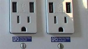 How To Wire Two Usb Charging Receptacles In One Gang Box