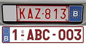 Immatriculation Voiture Belge : plaque d 39 immatriculation belge wikip dia ~ Gottalentnigeria.com Avis de Voitures
