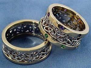The best of celtic wedding ring sets lovely rings for Gaelic wedding ring
