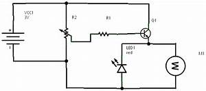 transistor current amplifier circuit electrobotics With current in circuit
