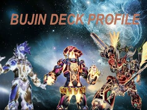 Yugioh Bujin Deck July 2015 yu gi oh chicken ftk otk august 2015 deck profile