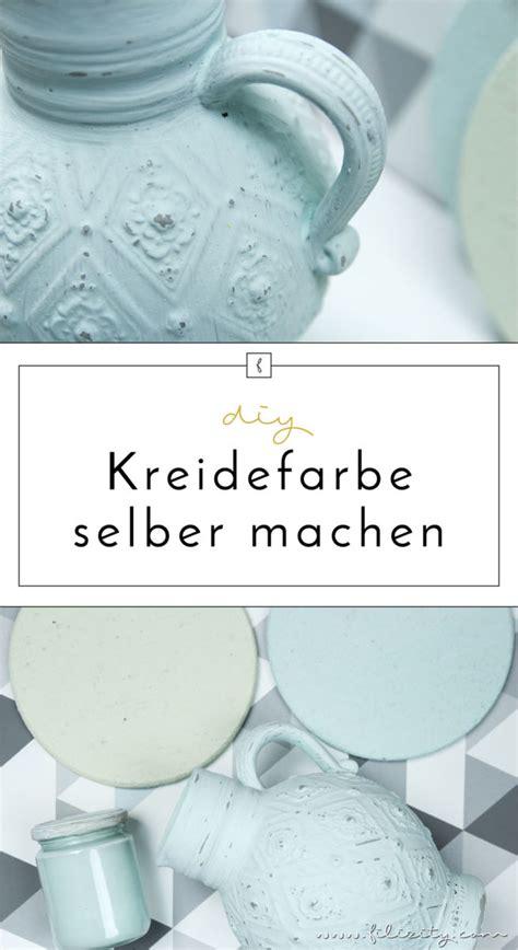 Günstig Selber Machen by Kreidefarbe Chalk Paint G 252 Nstig Und Einfach Selber