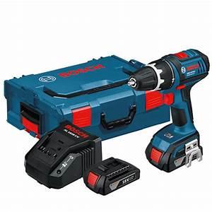 Gsr 18 V Li : bosch boormachine gsr 18 v li 18 volt 1 5 ah li ion l ~ Dailycaller-alerts.com Idées de Décoration